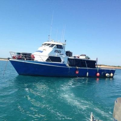 19.9M Fishing Charter